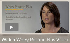 View Video about Hormone Free Whey Protein Plus