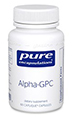 Alpha-GPC by Pure Encapsulations