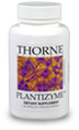 Plantizyme by Thorne Research