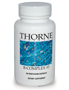 Stress B-Complex formerly B-Complex #5 by Thorne Research