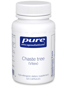 Chaste tree Vitex by Pure Encapsulations