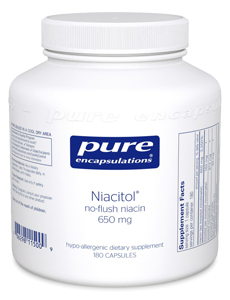 Niacitol by Pure Encapsulations