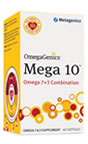 OmegaGenics Mega10 by Metagenics