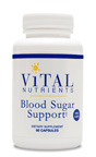 Blood Sugar Support by Vital Nutrients
