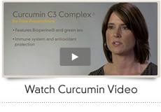 Watch Curcumin Video